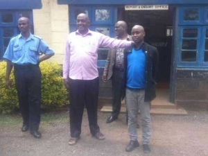 Man Who Slept With 10 Year Old Girl And Bragged About It On Facebook Has Been Arrested. (Photos)